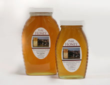 Imagen de WSU Palouse Honey | 1 lb | Glass Jar