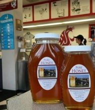 Imagen de WSU Northwest Island County Honey | 1.5 lb | Glass Jar