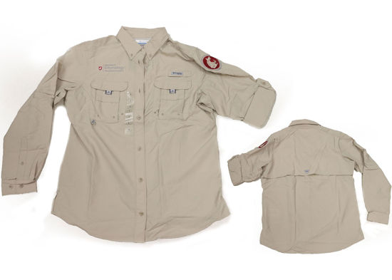 Field Shirt - Front and Back